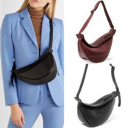 Провод фиолетового цвета кожи дамской сумочке женщин Designer пакет дамы сумочку мода дамской сумочке леди дамской сумочке Fanny Pack PU дамской сумочке наплечная сумка кожаная сумка (WDL3326)