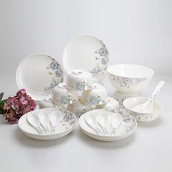 22 PCS Vajilla de porcelana tradicional