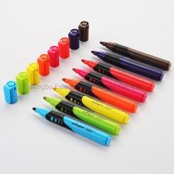 PM3002 Биметаллическая внадочная гильза с впрыском спирта, офисная канцелярская печать расходных материалов Постоянный маркер