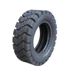 El uso del puerto de la carretilla industrial de neumáticos sólidos 7,00-12