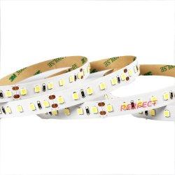 Striscia luminosa a LED flessibile impermeabile RA90 da 24 V SMD2835 120 LED da 20 W.