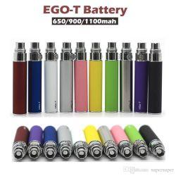 بطاريات EGO 650mAh vaper T بطارية E السجائر قلم سجائر