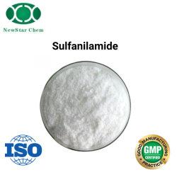 Sulfanilamide CAS 63-74-1 de matérias-primas de produtos farmacêuticos