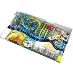 Пластиковый слайд батут парк игровая площадка в помещении детей мягкий играть