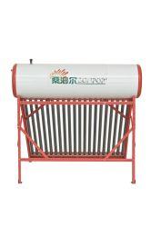 aço galvanizado Camping Sistema de aquecimento de água solares Marcação certificado CCC aquecedor solar de água de baixa pressão