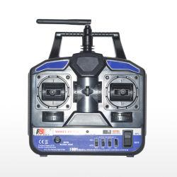Trasmettitore del modello RC di Flysky Fs 2.4G 4CH Fs-T4b & aeroplano radiofonici dell'elicottero di Heli della ricevente di R6b