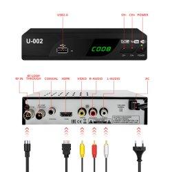 Junuo最も安いDVBT2 TVの受信機