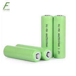 AAA/AA/a/SC/C/D/F 1,2V recarregável cilíndrico de 9 V NI Mh Bateria Bateria de Ferramenta Elétrica OEM