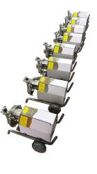 Circuit hydraulique Pompe centrifuge de sanitaires et de la pompe à vide électrique&Pompe de pression de l'eau et de la pompe à lobes rotatifs