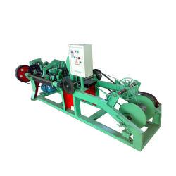 أفضل جودة رازر المعدنية الأسلاك آلة النسيج / شائكة الأسلاك النسيج صناعة الأسلاك سعر مصنع آلة