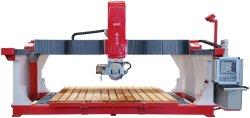 China Itália Cooperação Eixo 5 Pedra CNC máquina de corte com sistema de vácuo