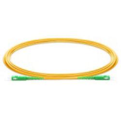 Connettore ottico Sc/APC di memoria di singolo modo del cavo di zona della fibra singolo