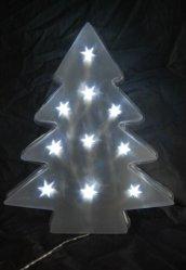Glänzendes Belüftung-Baum-Licht mit LED