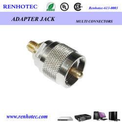 UHF Plug Adapterへの高品質SMAジャック