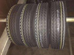 Качество шин Deestone разделами 400-8 Таиланд Technogoly тук-туке Bajaj давление в шинах