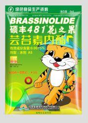 14 Hydroxylated Brassinosteroid (자연적인 brassinolide) 0.0075%명의 SL- 성장 증진제