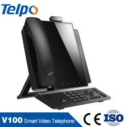 Import-Produkt-Ideen-Qualitäts-Himmel-Zelle WiFi SIP Schreibtisch-Telefon