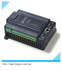PLC Fabricante Tengcon T-912 (12AI, 4AO, 14DI, 6DO) Controlador Lógico Programable