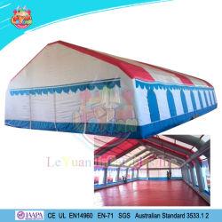 空気は密封した膨脹可能なテント/耐火性の膨脹可能なフットボールによってファイルされたテント(LY-TME05)を