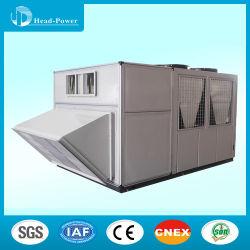 Koeler van de Lucht van de Eenheid van het Pakket van de Airconditioner van het Dak van het Systeem HVAC de Centrale Industriële