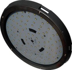 400W HID Replacement The Most Lightweight 120W E40 LED High Bay