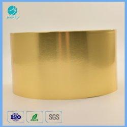 Золото из алюминия с покрытием сетка сигарету случае внутренний экран пакет бумаги