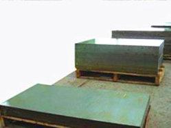 DIN1.2312 Bloc d'acier de moule en plastique