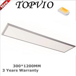 Shenzhen iluminação LED sem oscilações 300X1200 40W/48W a lâmpada do painel de LED