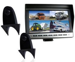 Hinteres View Backup Camera System mit Nachtsicht Waterproof Camera für Trucks