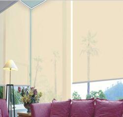 Persianas de rodillo protector solar para ventanas opacas