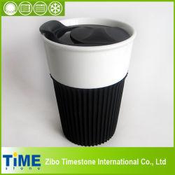 شريط مطاطي خالٍ من الرصاص وغطاء كوب القهوة (15032801)