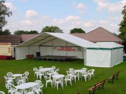 20X20m, grande tenda del partito, tenda Wedding, lega di alluminio e PVC