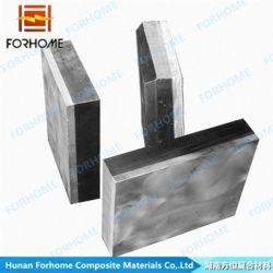 La explosión de acero de aluminio de fundición de aluminio de bloque de soldadura