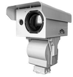 Canal double caméra thermique à longue portée