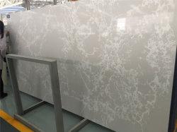 رمادي فاتح مع حجارة بيضاء مصطنعة تم تصميمها هندسيًا بحجر حجري السعر