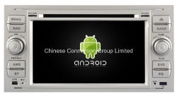 Android Market 4.4.4 aluguer de DVD para o Ford Focus/C-Max Satnav GPS