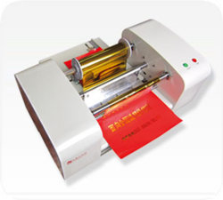 Foil Stamping Machine (WDTJ-256)
