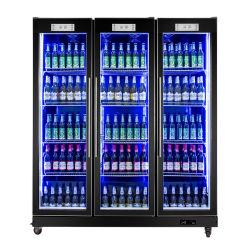 Onvenience Speicher weiches kaltes Drinkside durch Tür-Kühlraum Sideglass