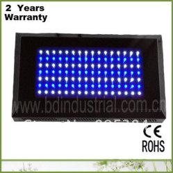 120W 2 bouchon 2 LED bleu blanc de contacteur feu de l'Aquarium