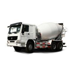 Vrachtwagen van de Concrete Mixer van HOWO 6X4 371HP de Euro II met 8cbm het Mengen zich Capaciteit