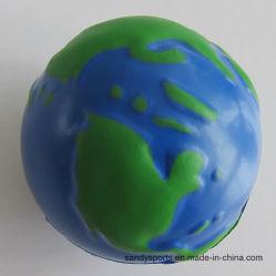De Bal van de Samendrukking van de Spanning van de Vorm van de Aarde van het Schuim van Pu