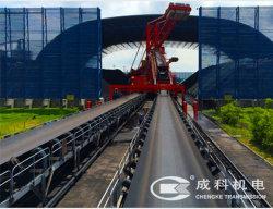 Cinta transportadora para la minería planta de cemento, acero,