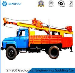 St-200 de geologische Auto van Gadding van de Techniek
