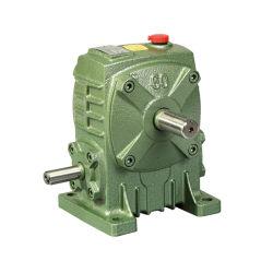 WP Cast Iron Housing Worm Gear Single Speed 기어박스