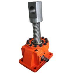 Mini-jacks à vis mécanique d'Engrenage actionneurs linéaires de la vis de levage crics d'engrenage conique
