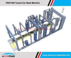 Plat Convoyeur à courroie Machine à laver la voiture du Tunnel/ automatique de la rondelle de voiture