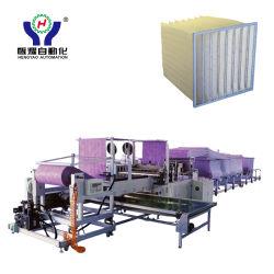 HVAC высокой производительности мешок фильтра Pocket бумагоделательной машины