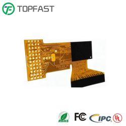 Китай производство FPC кнопки Двусторонняя FPC гибкой печатной платы катушка производства печатных плат