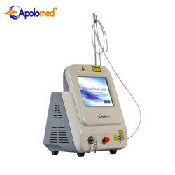 휴대용 AC 100V 또는 230V 전압 다이오드 레이저 980nm(포함 다양한 출력 전력 15W/30W/150W