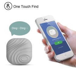 Smart Mini против потерян сигнал тревоги Wallet Keyfinder смарт-тега Packet Tracer Bluetooth GPS Locator цепочки ключей Пэт собака ребенка Tag Tracker ключ Finder